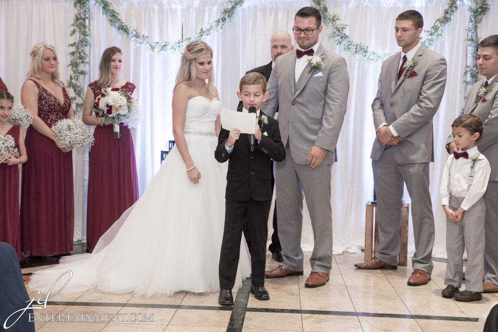 wedding videographer in michigan